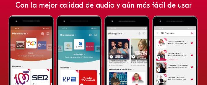 Nueva app Radioplayer España